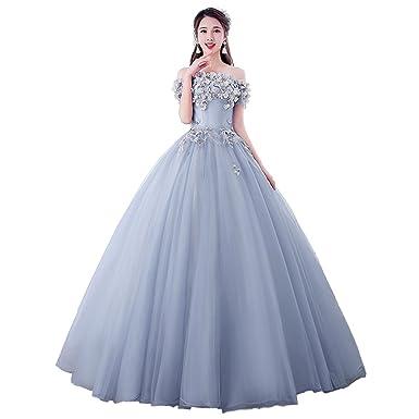 1b12901c317e9 カラードレス 上品 高級感 ワンピース ドレス 結婚式 披露宴 刺繍 プリンセスライン  大人