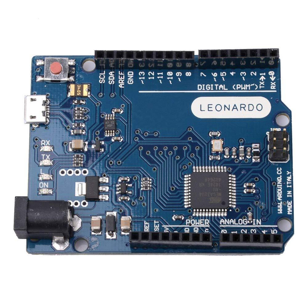 Leonardo R3 Pro Micro ATmega32U4 Junta Arduino Compatible IDE Cable USB Gratuito