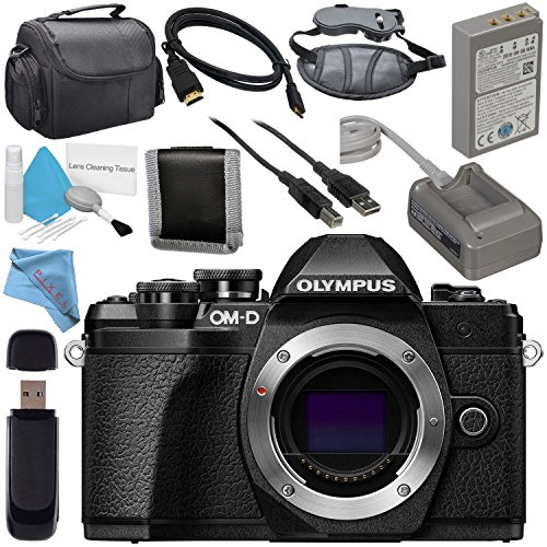 Olympus OM-D E-M10 Mark III Mirrorless Micro Four Thirds Dig