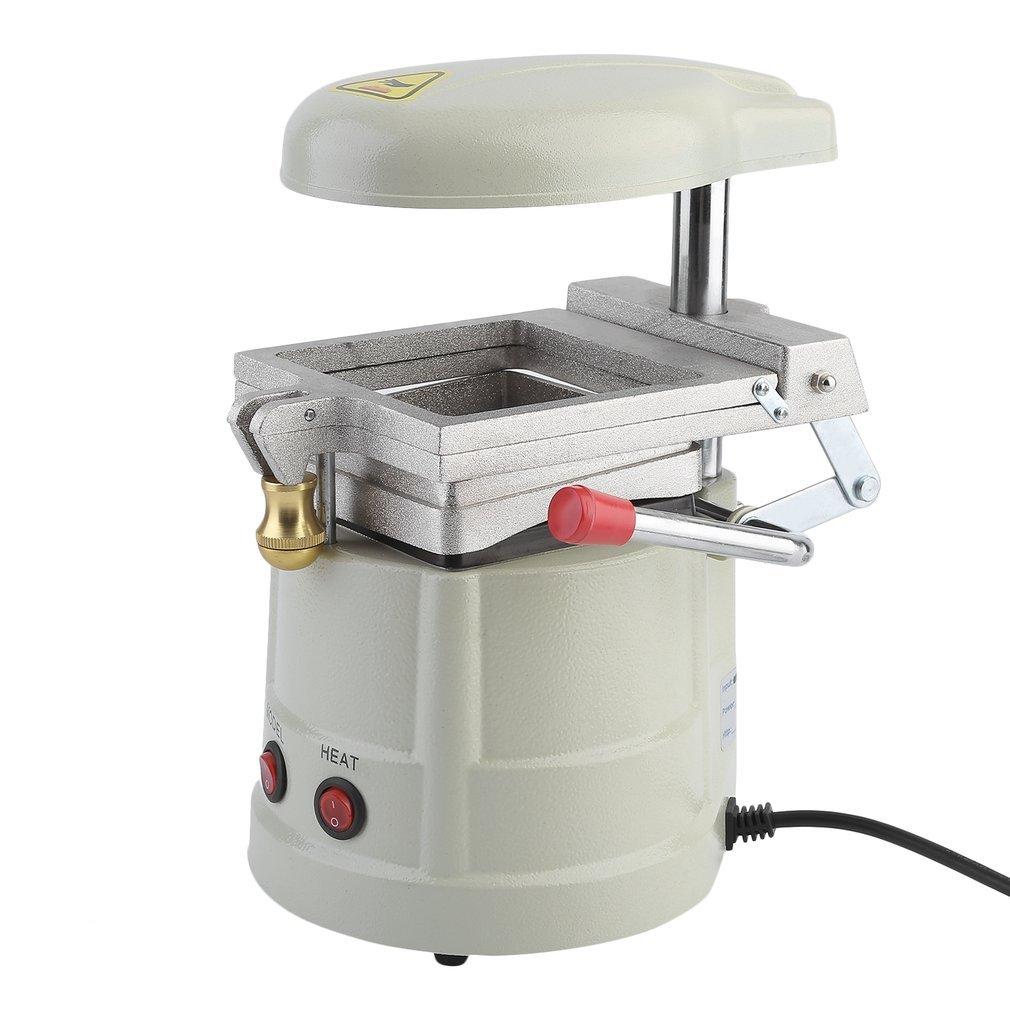 Belovedkai Dental Vacuum Forming Machine Non-Corrosive Former, Dental Equipment, Power Former Heat Molding Tool With Bag Steel Grits by Belovedkai (Image #6)