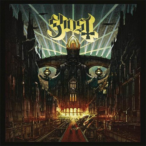 Ghost - Meliora + Popestar EP (Deluxe Edition)