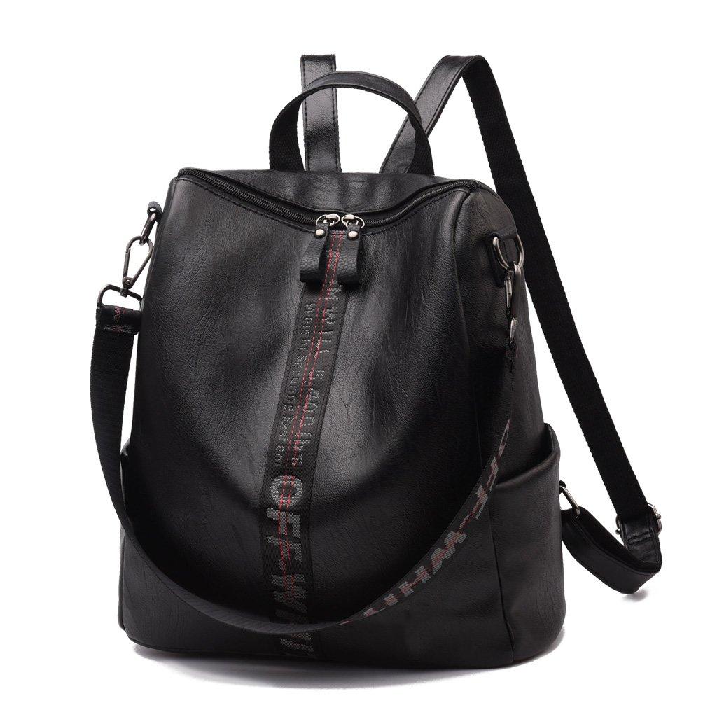 Rucksack Dame Dame Dame Handtasche Umhängetasche Große Kapazität Dual-Use-Freizeit Reiserucksack XXBB B07FZ73N25 Rucksackhandtaschen Viele Sorten 1b6eac