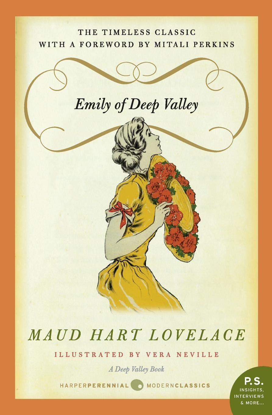 Amazon.com: Emily of Deep Valley: A Deep Valley Book (9780062003300):  Lovelace, Maud Hart: Books