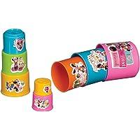 Eğitici Bebek Oyuncakları Minnie Mouse Mini Kule Oyunu - 01913