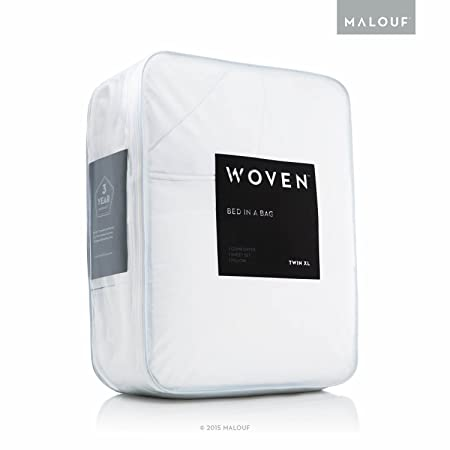 [Amazon Canada]MALOUF Woven Bed in A Bag (all sizes) - $58.99 - $89.99