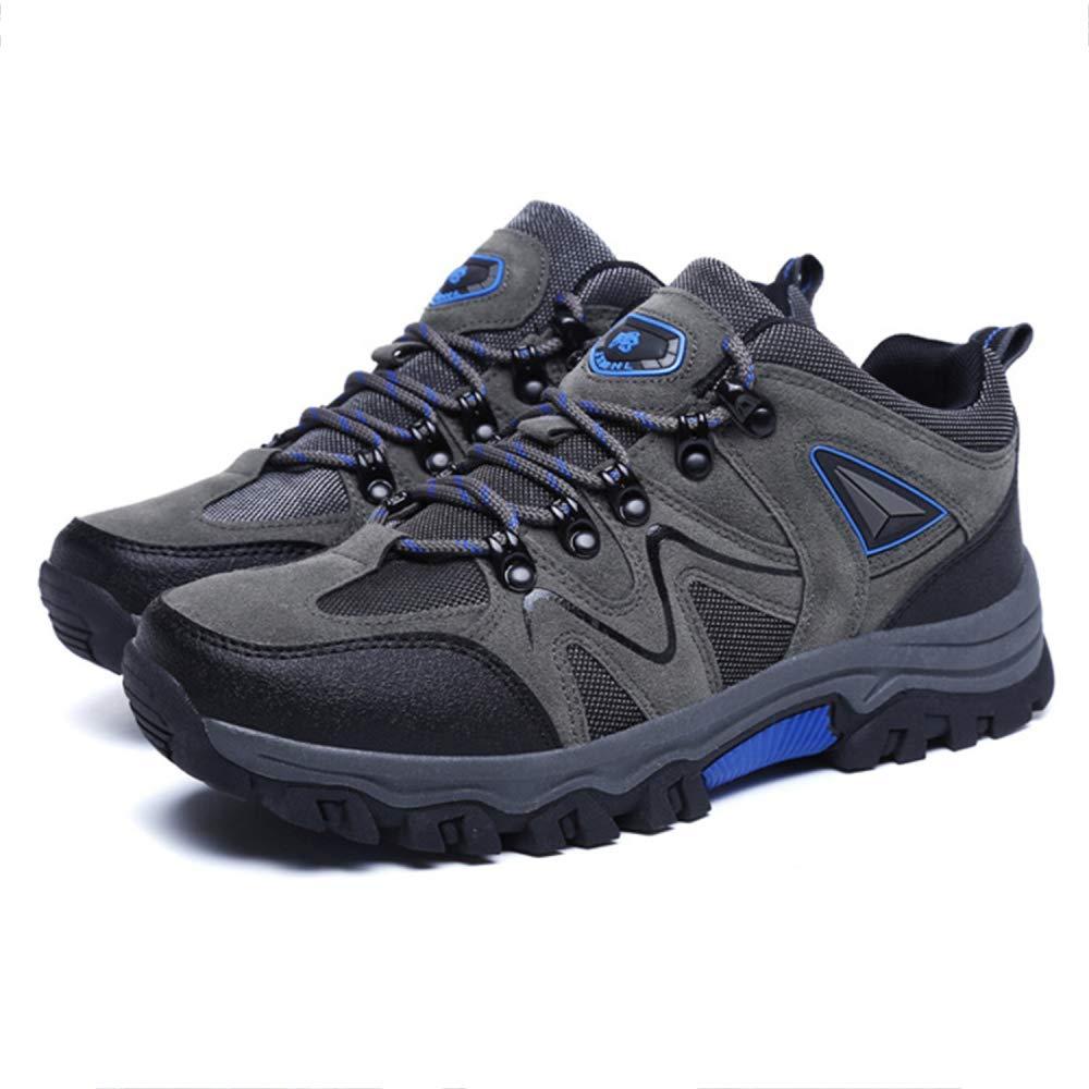 Männer Wanderschuhe Wasserdichtes Wandern Trekking Rutschfeste Outdoor-Schuhe