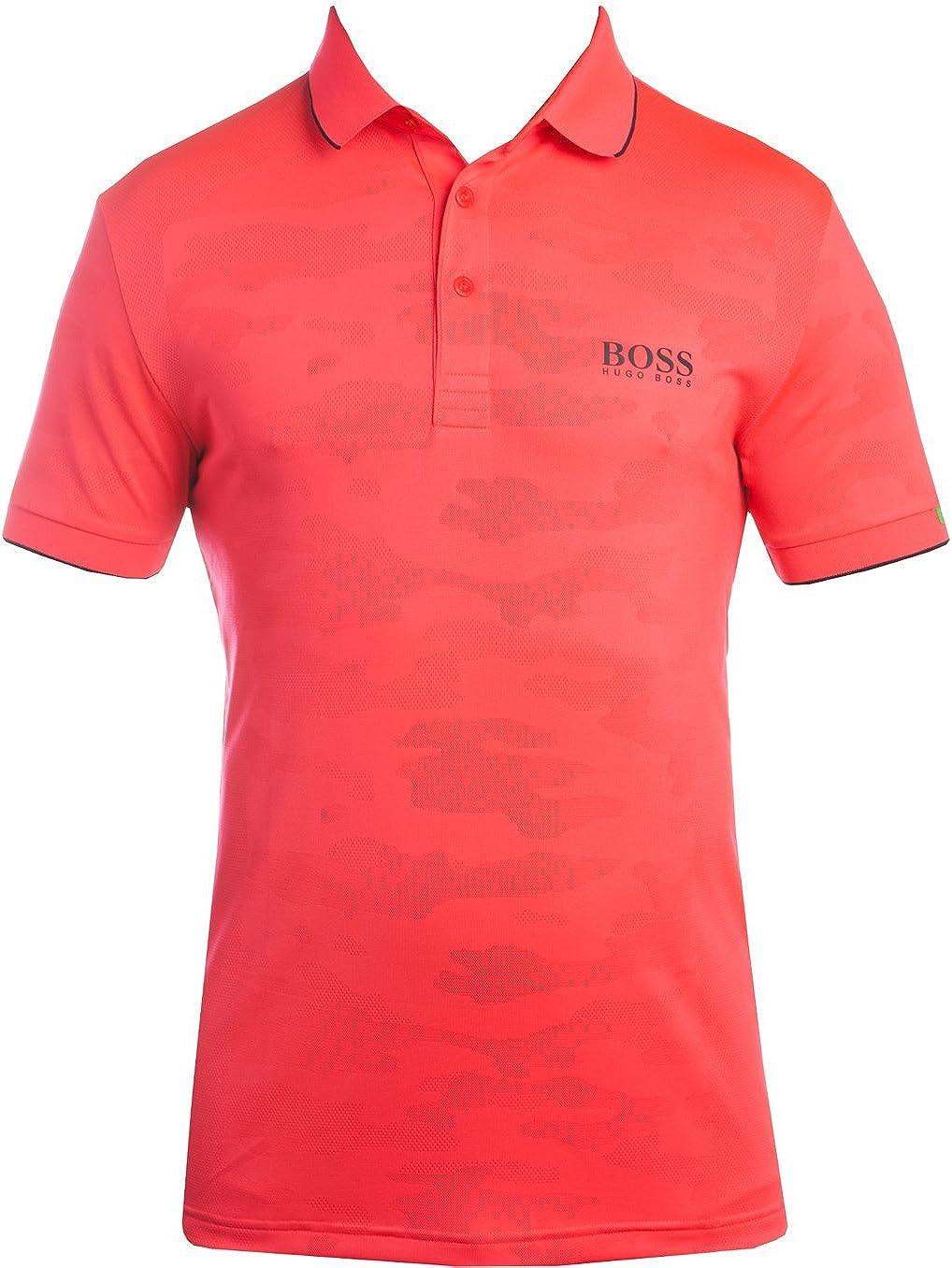BOSS Hugo Camisa de Golf Paddy MK 2 – Diva Rosa FA16 ...