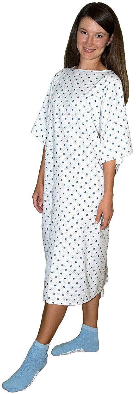 Amazon.com: Disney Pediatric Iv Hospital Gowns (Kid, Pink): Health ...