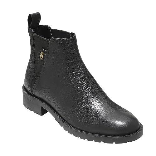 c1b83dc9ee3 Cole Haan Women's Calandra Bootie Waterproof Ii Ankle Boot