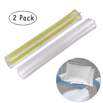 Amazon.com: Parachoques portátil para cama, Ledes inflable ...