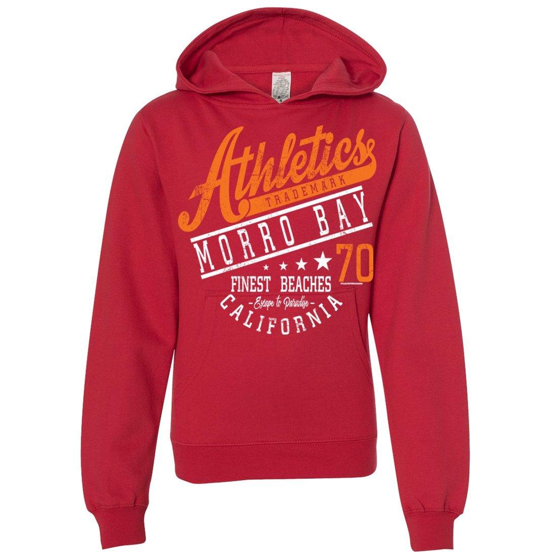 Morro Bay Athletics Premium Youth Sweatshirt Hoodie