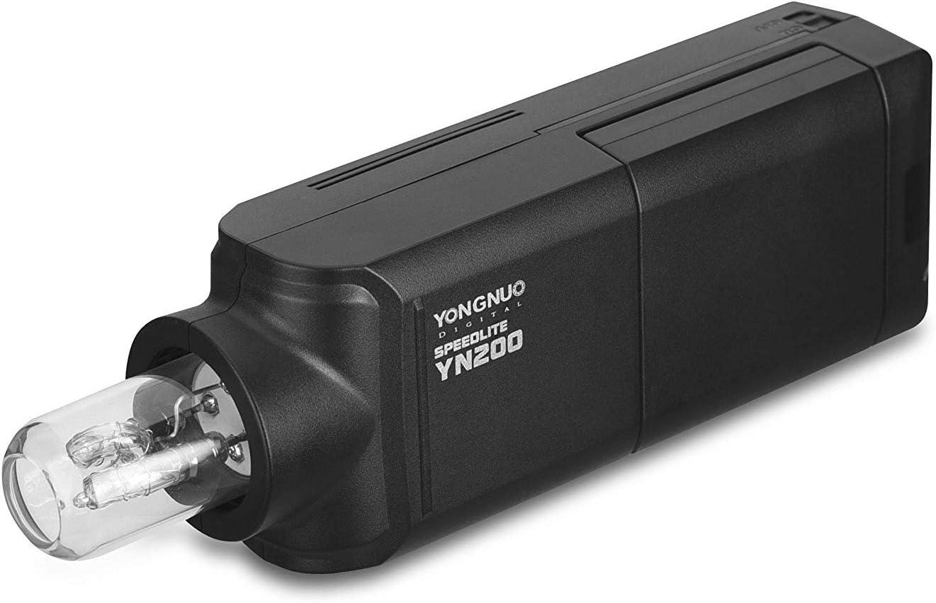 Alician for YN200 2.4G Wireless 200W TTL//M//Multi Flash Mode Flash Speedlite for Cameras