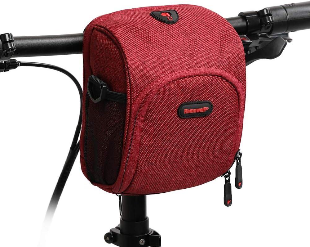 Bike Handlebar Bag Bicycle Frame Bag Bike Front