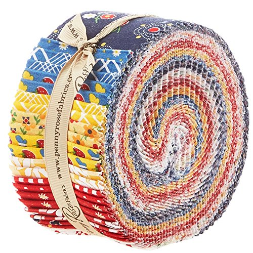 red and white jelly roll - 9
