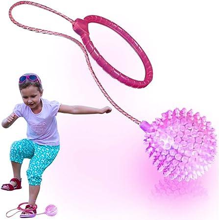 Foot Hula Hoop Ankle Skip Ball  Original Playground Toy