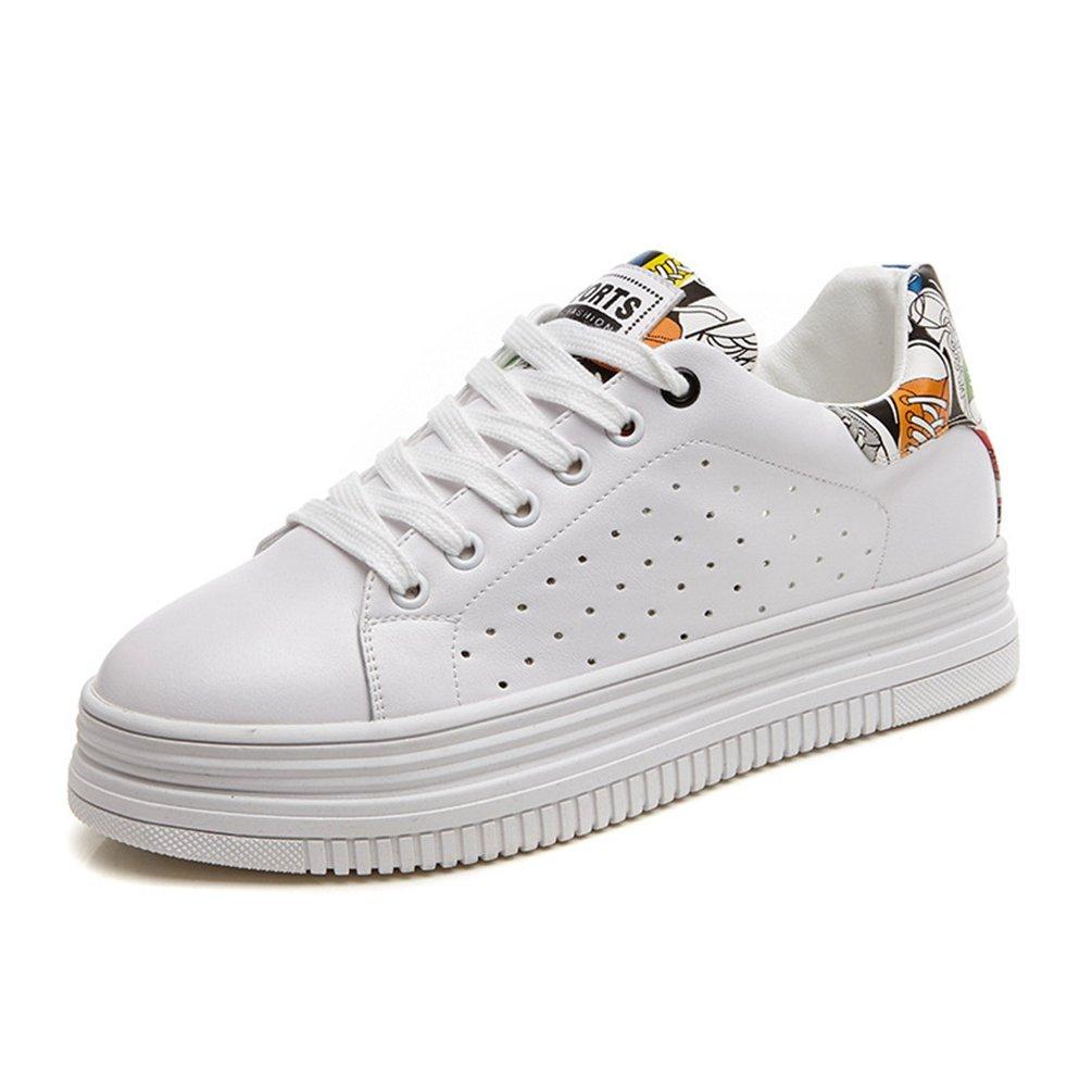 JRenok - Zapatillas Mujer 40 EU|blanco, negro