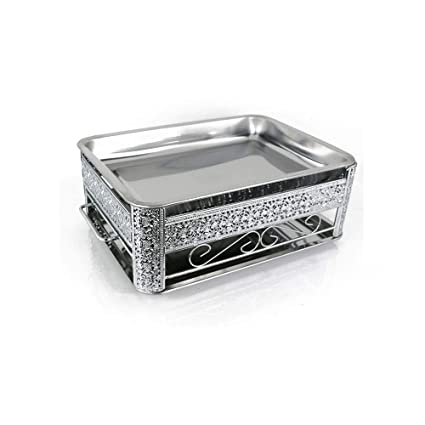 ZCF Stainless Steel Grilled Fish Stove Commercial Carbon Oven Zhuge Grilled Fish Plate Rectangular Home Restaurant