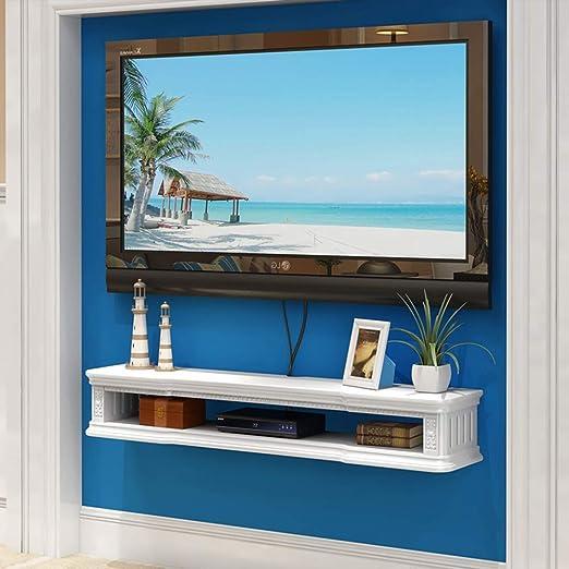 Sala de estar Gabinete de TV montado en la pared Creative Rubber ...