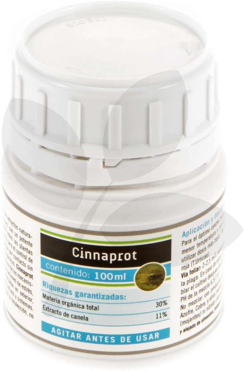 Insecticida y Fungicida ecológico - Cinnaprot - 100 ml.