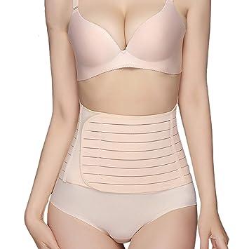 ce605d43c Cuerpo Que Forma La Ropa Interior Cinturon De Plastico para Mujer Abdomen  Posparto Apoyo Al Embarazo Transpirable Cómodo  Amazon.es  Hogar
