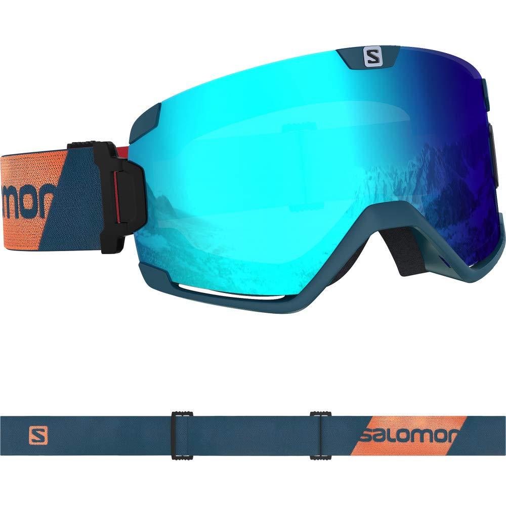 SALOMON Masque De Ski Cosmic Moroccan Blue