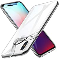 ESR Slim Clear Soft TPU Case for iPhone Xs Max, Soft Flexible Cover Compatible (Jelly Clear)