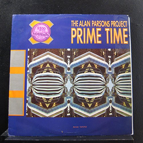 Alan Parsons Project - The Alan Parsons Project - Prime Time - Lp Vinyl Record - Zortam Music