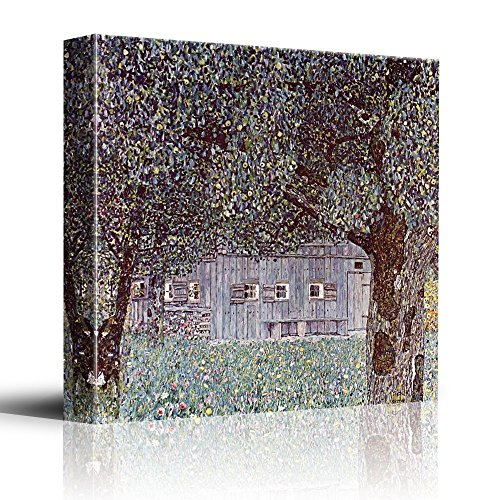 Farmhouse in Upper Austria 1912 by Claude Monet Impressionist Art