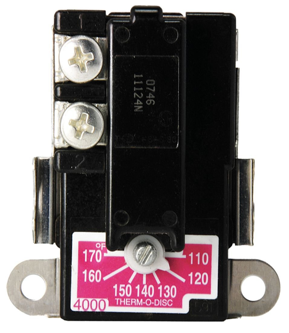 Thermostat Control Lower