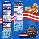 Nabisco Variety Pack Team USA OREO Chocolate