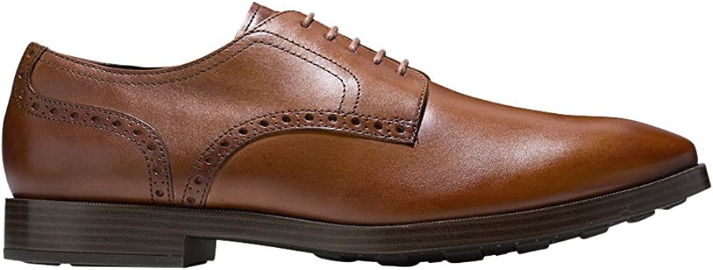 Cole Haan Mens Jefferson Grand Plain OX II Oxford