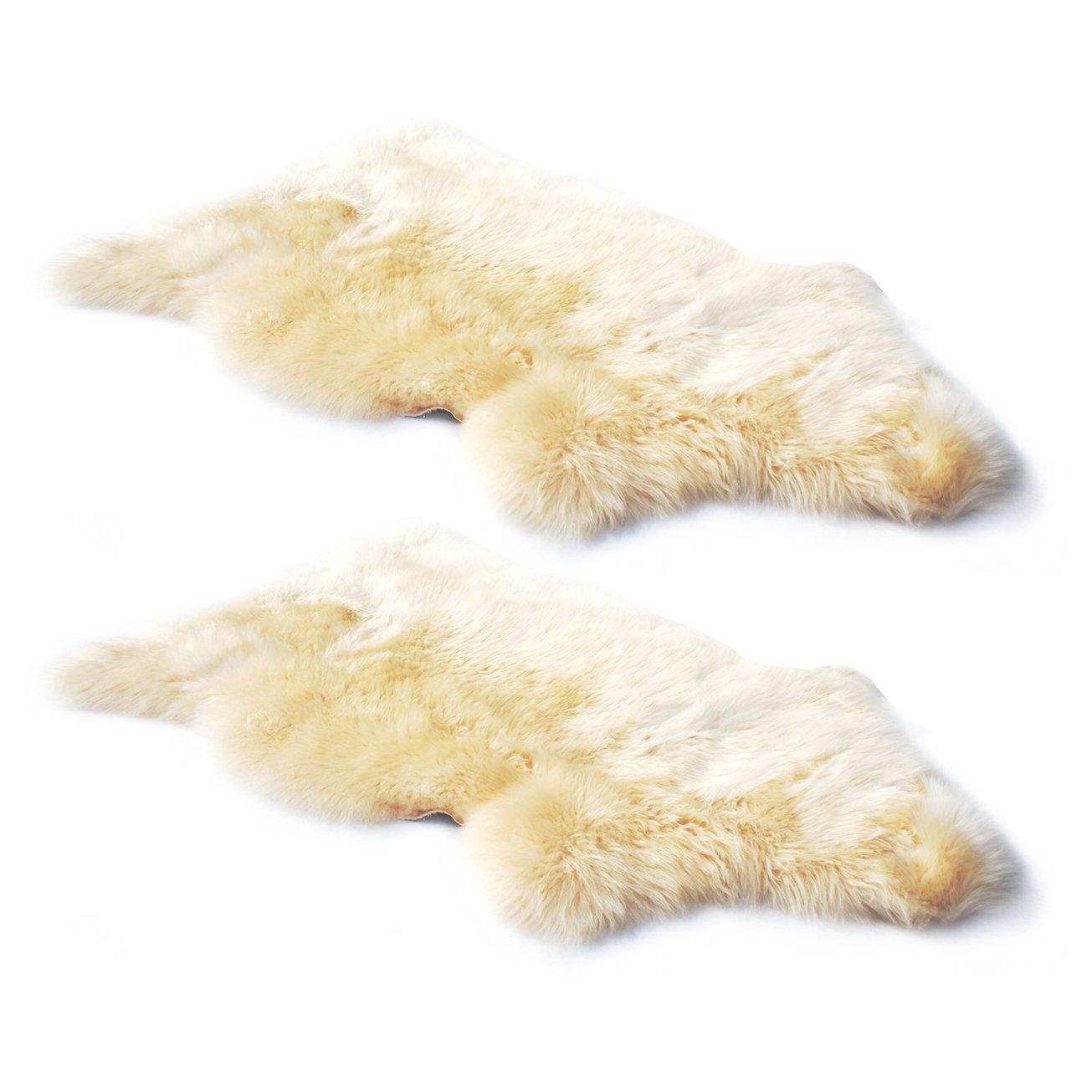Bowron Sheepskin UnShorn Baby Comforteer - 2 Count