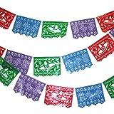 Fun Express - Plastic Mexican Cutout Banner