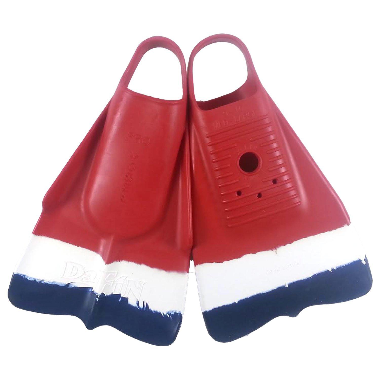 日本製 DaFin Swimフィン、すべてのサイズ、すべての色 Small B01IA6CHAG Red/ White Blue// Blue Small Small|Red/ White/ Blue, 厚別区:c8f443f7 --- arianechie.dominiotemporario.com