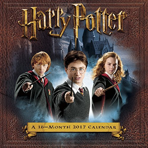 Harry Potter 2017 Calendar 12in product image