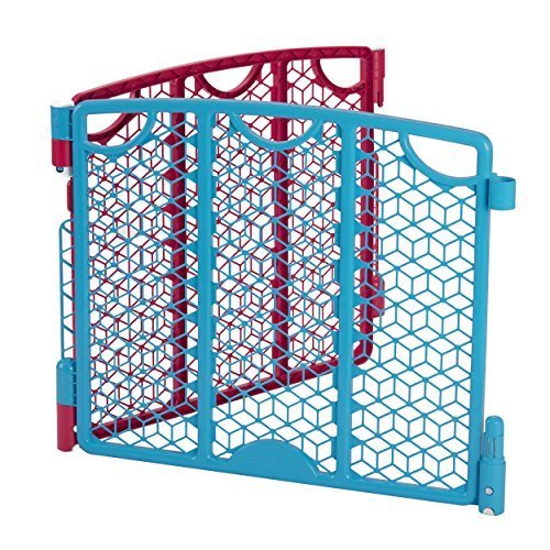 Evenflo Versatile Play Space 2-Panel Extension, Multi Color by Evenflo (Image #1)