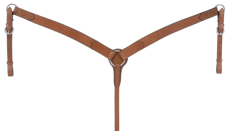 Tough 1 Royal King Frontier Breast Collar Medium Oil JT International 41-31139-33-0