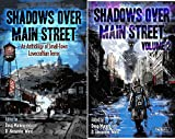 img - for Shadows Over Main Street (2 Book Series) book / textbook / text book