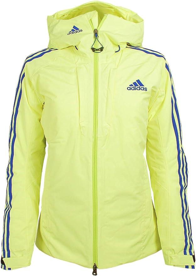 Adidas J 3s Jkt Damen Jacken Winterjacken gefütterte warme