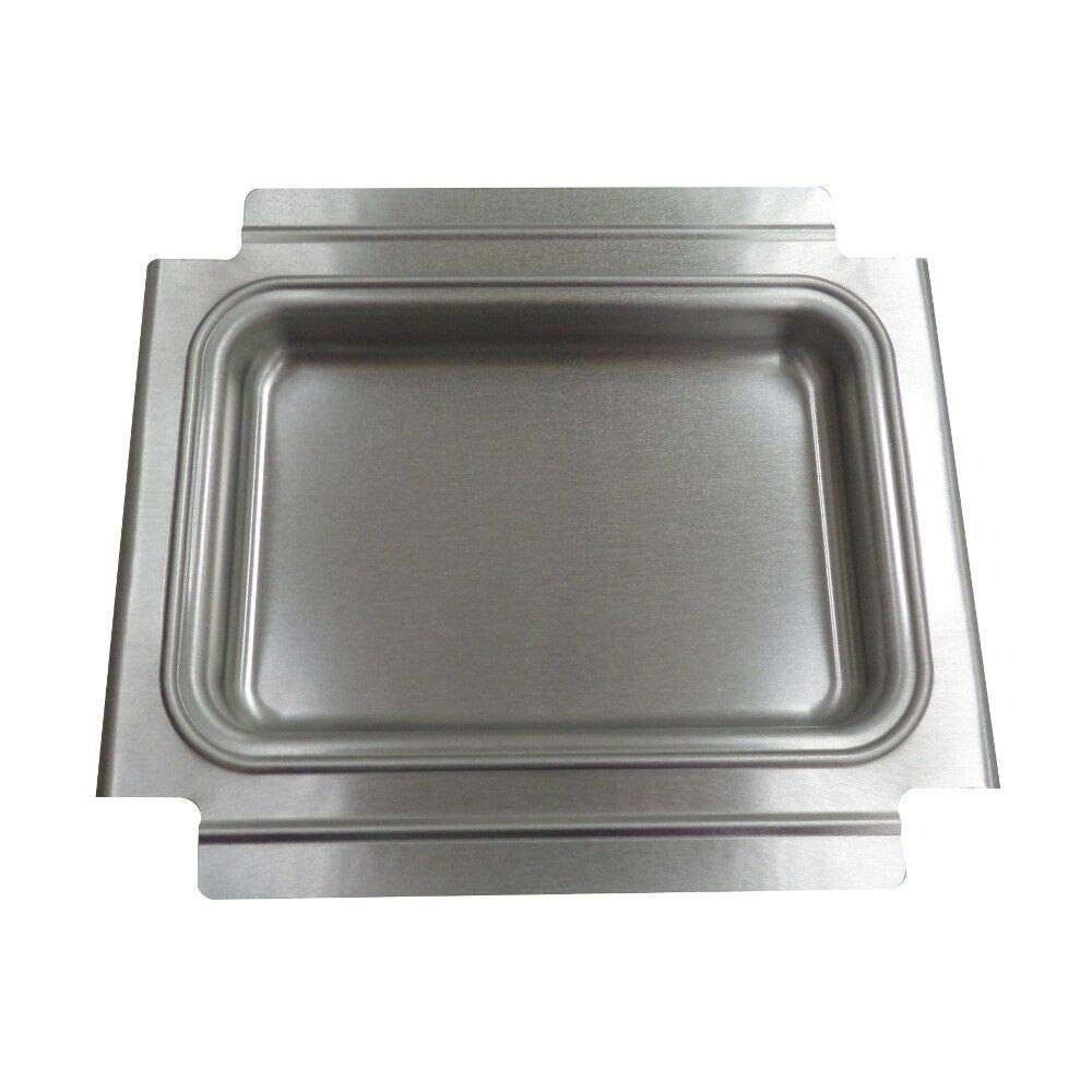 quickly store Weber Baby Q Gas Grill Catch Pan Grease Tray Slide in + ZM94263 by quickly store