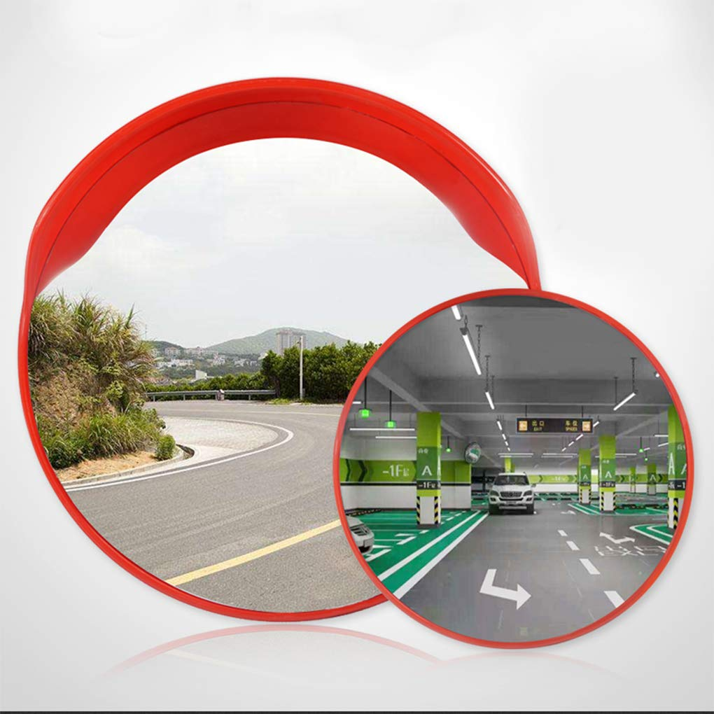Ben-gi 60cm Wide Angle Security Curved Convex Road Mirror Traffic Indoor Supermarket Anti-theft Mirror