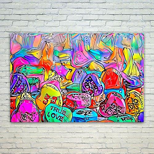 Westlake Art Art Graffiti - 12x18 Poster Print Wall Art - Ab