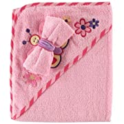 Luvable Friends Fancy Hooded Bath Wrap