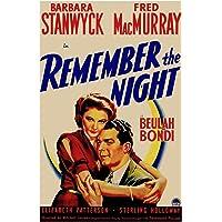Recuerdo de una noche (VOSE) [Blu-ray]