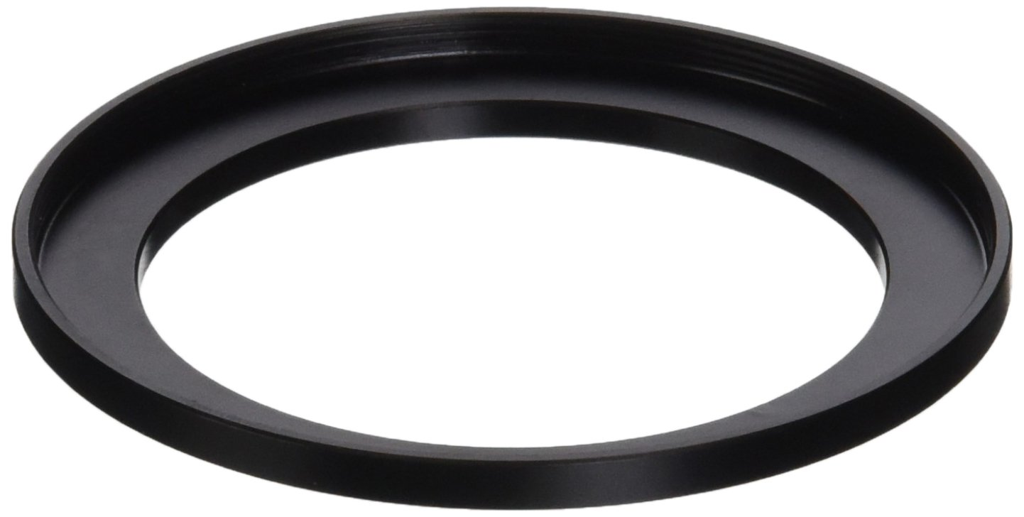 Fotodiox Metal Step Up Ring, Anodized Black Metal 49mm-58mm 04sr4958
