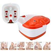 Stvin Professional Foot Spa and Bath and Roller Massager for Feet Pain Relieve and Care Machine