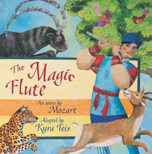Magic Flute Opera Mozart product image