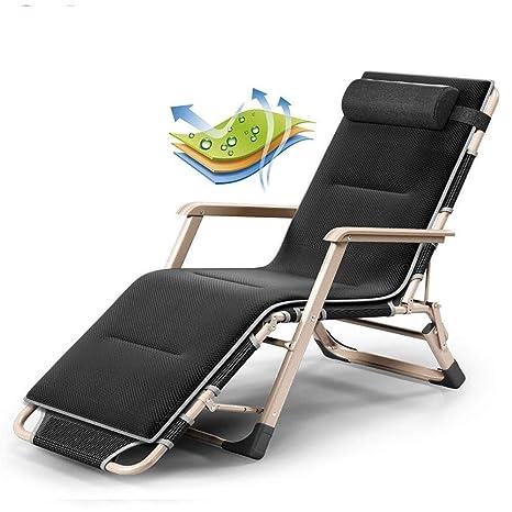 Mueble de jardín / Silla plegable reclinable de gravedad ...