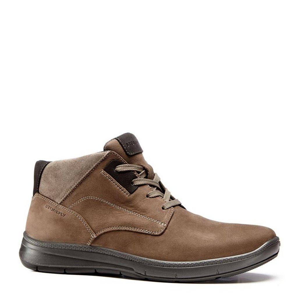 Stonefly 109874 Zapato Casual Hombre 43 EU Marrón