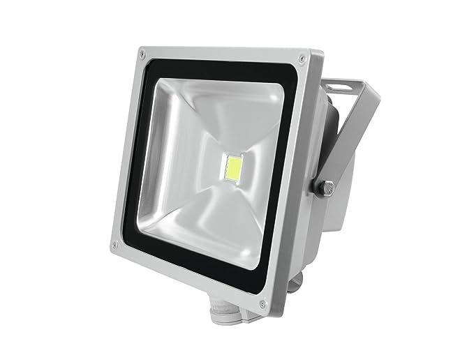 Set de 2 x Foco LED con sensor de movimiento KALYKE 230V / 50W, IP54